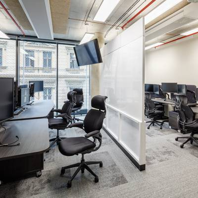The Dream Office — a Place to Work, Rest and Play   TECHO