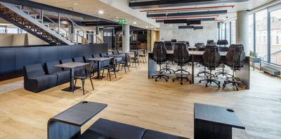 creative office environments workplace facebook the dream office place to work rest and play techo