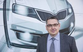 "Marcin Rafal Sot: ""The ŠKODA AUTO showroom redesign project is unprecedented in its size"""