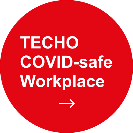 TECHO COVID-safe Workplace